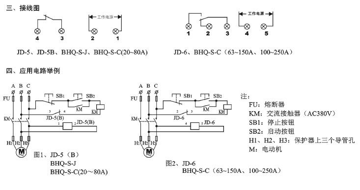 bhq)电动机综合保护器